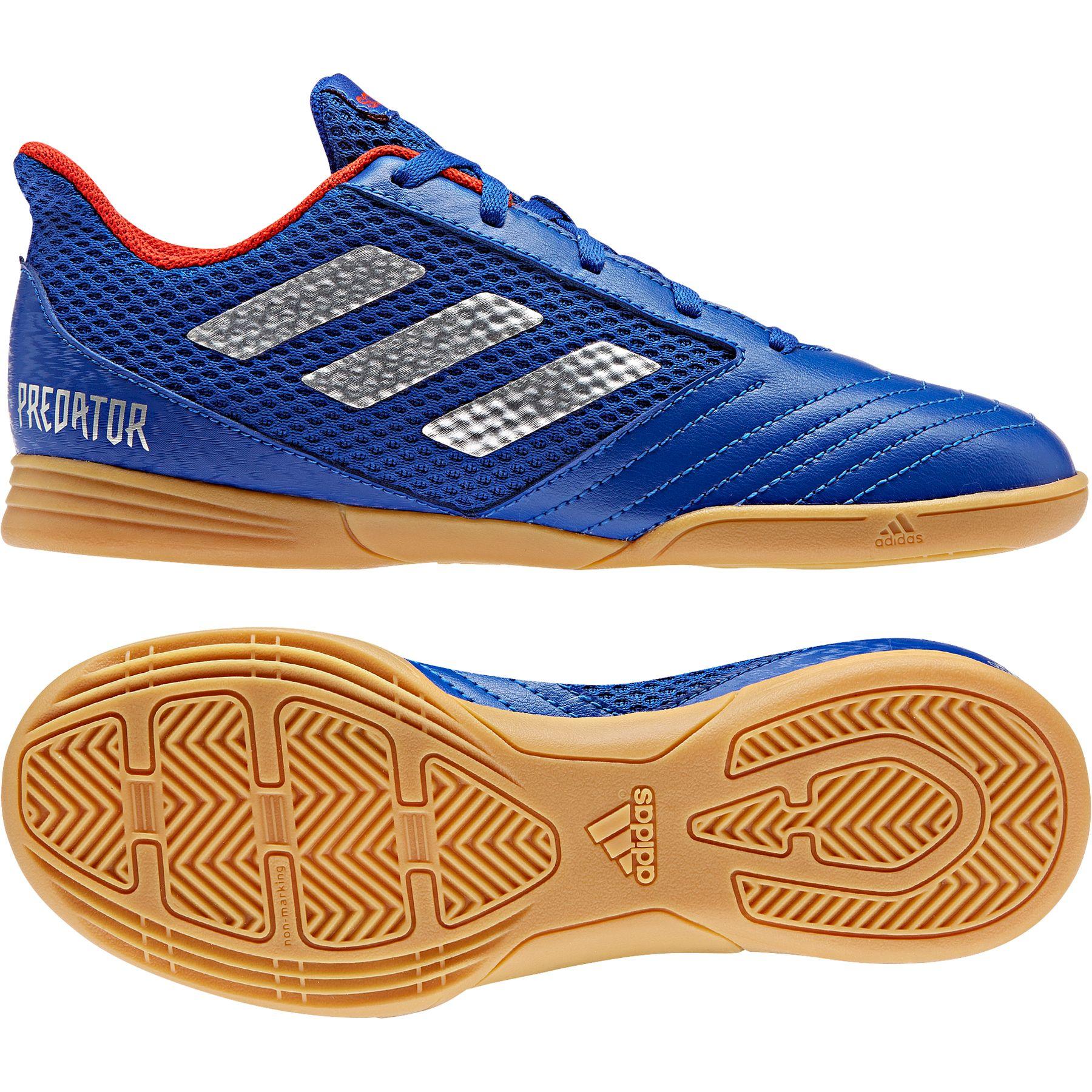Adidas Predator 19.4 IN Sala Hallenschuhe Kinder blau | Sarango