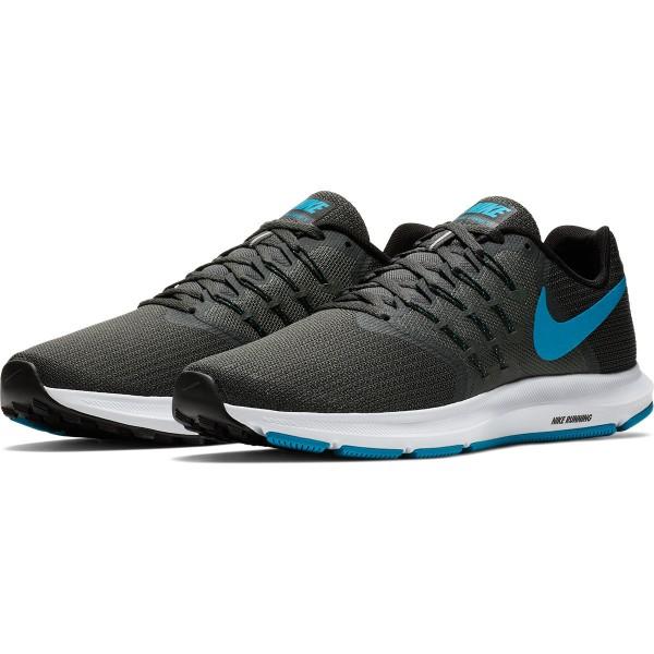 Nike Run Swift grau blau Herren