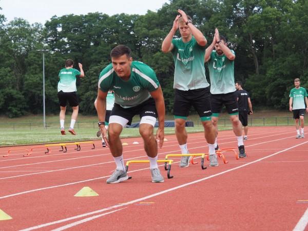 Craft-Training-DHfK-Leipzig-Handball