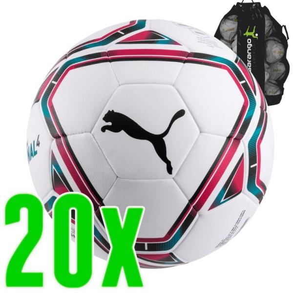 20er Ballpaket Puma teamFinal 21.4 IMS Hybrid Ball