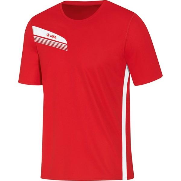 Jako T-Shirt Athletico Herren rot weiß