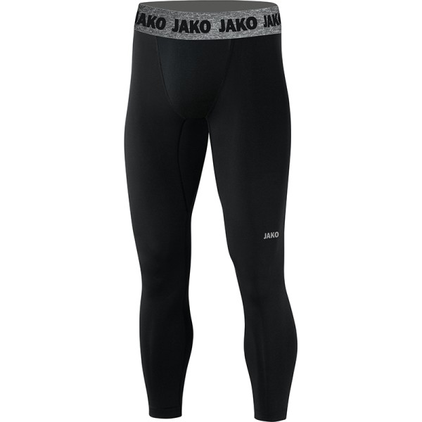 Jako Long Tight Winter Unterziehhose schwarz Herren