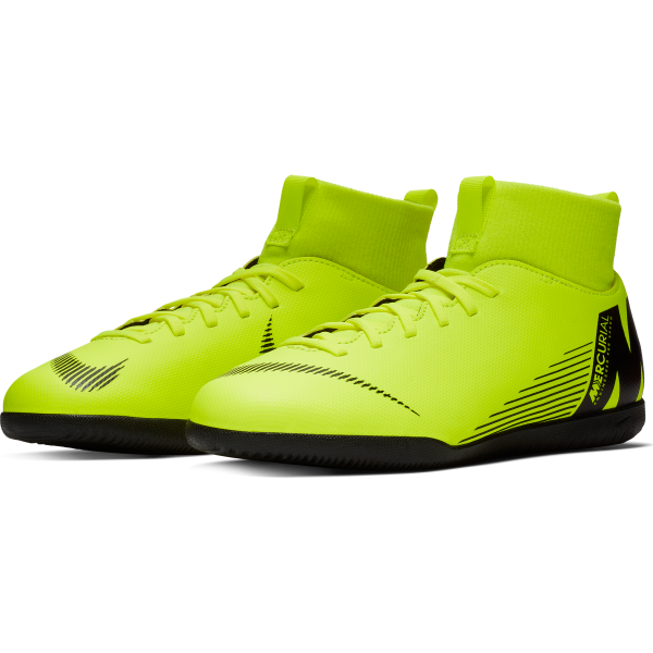 Nike Superfly 6 Club IC Hallenschuhe Kinder gelb