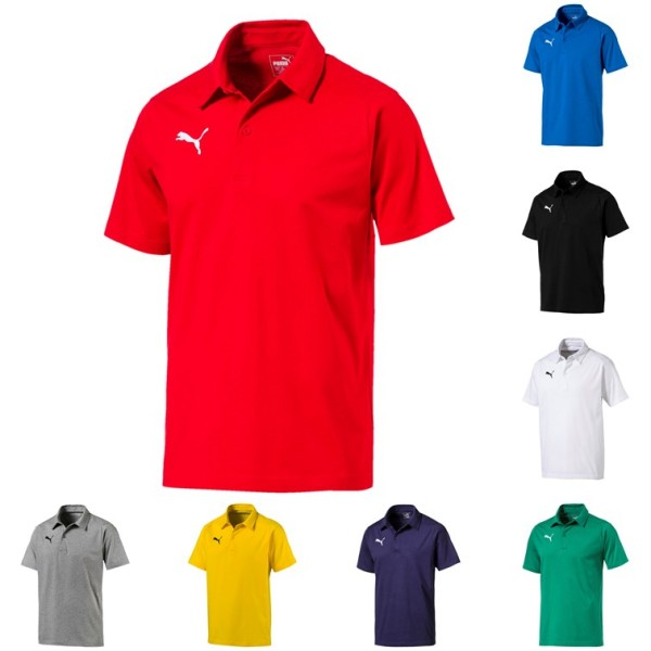 Puma Liga Casuals Poloshirt Herren