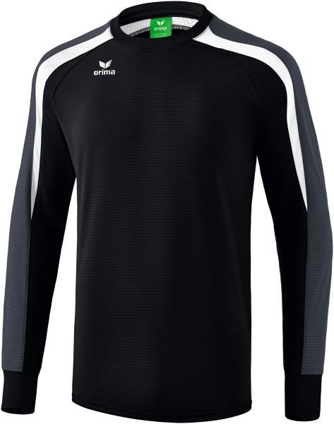 Erima Liga 2.0 Sweatshirt schwarz weiß Herren