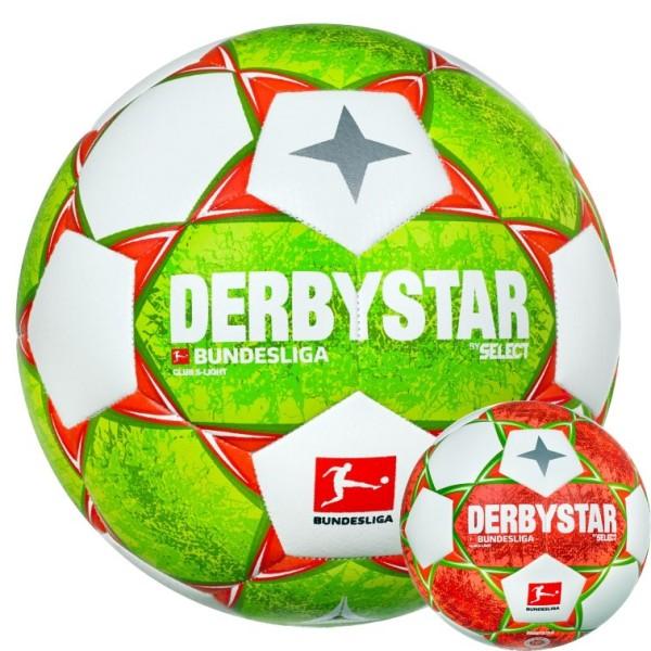 Derbystar Bundesliga Club S-Light Fußball 2021/22 Kinder