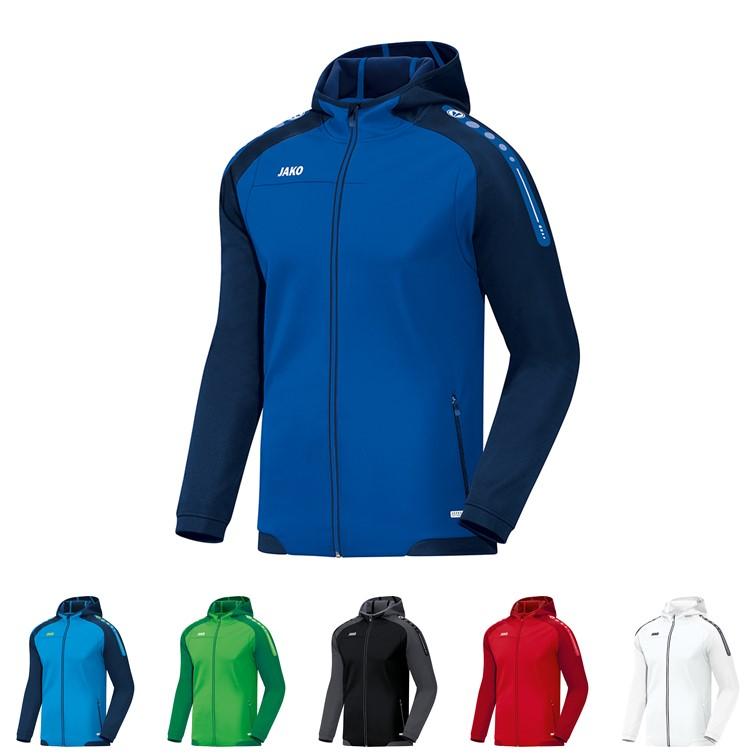Jako Sweatshirt Pullover Pro Herren JAKO blau-marine-citro Trainingspullover