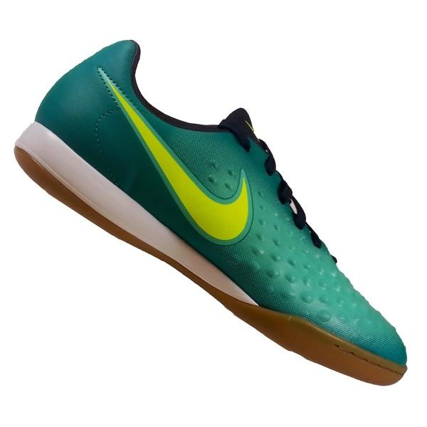 Nike Magistax Opus II IC Kinder grün gelb