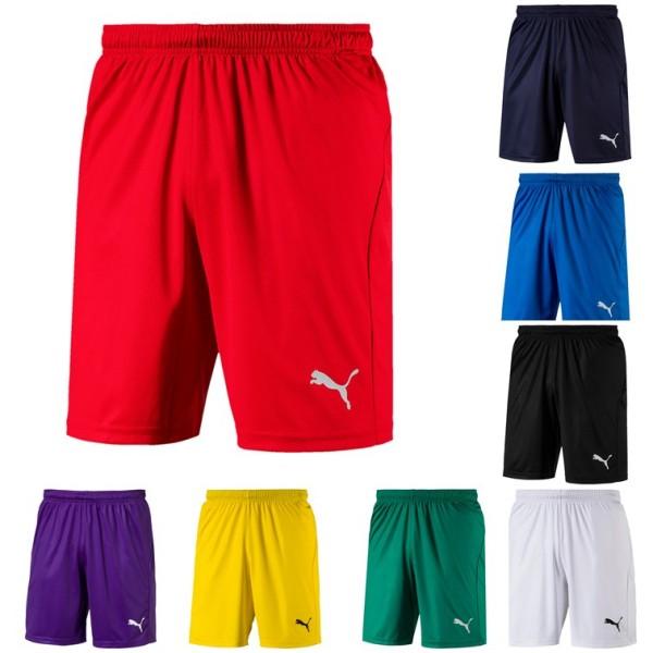 Puma Liga Shorts mit Innenslip Kinder