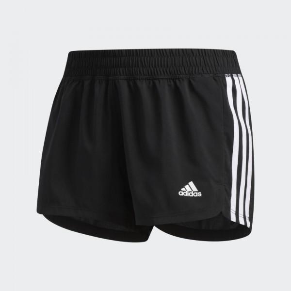 Adidas Pacer 3 Streifen Woven Short Damen