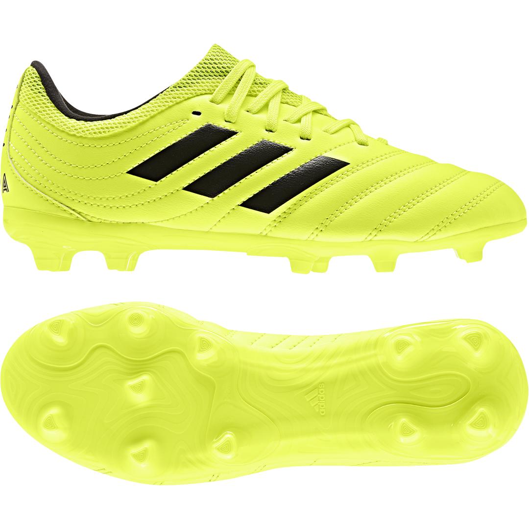 adidas Predator 19.3 FG Fußballschuh in Farbe blau um 24