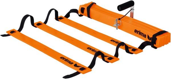 Erima Koordinationsleiter Flex neon orange schwarz